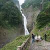 富山・七福の天ぷら定食と称名滝