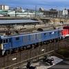 第1500列車 「 甲233 JR貨物 DD200-11の甲種輸送を狙う 」
