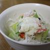 野菜サラダにポテトサラダを加えるだけで人は幸せになれる