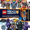 2017年9月7日新発売! 洋書「LEGO NEXO KNIGHTS Character Encyclopedia 」