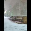 イスラエルが大雪に見舞われている