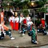 田名八幡宮の獅子舞 9月1日(日)開催!