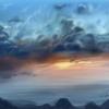 iPad Proでイラスト 初心者は「空」を描こう!簡単なのにアピール度大