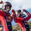 ● WRCモンテカルロ最終日:2.2秒差で逃げ切ったセバスチャン・オジェ(シトロエン)が開幕戦6連覇を達成! トヨタのタナクが3位表彰台