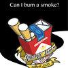 新作グッズ用イラスト「たばこ大好き(仮)」