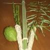 仮庵の祭  〜祭りのための4つの植物