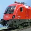 "Roco 62457 ÖBB 1116 075-1 ""EM2008 Schweiz"" Ep.6 その1"