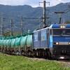 E655系 団臨 in下諏訪カーブ