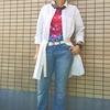 今日の服|グランジ、サイケ、ヒッピー…アメリカの音楽にまつわるスタイルからイメージして作ってみたコーディネート