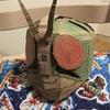 仮面ライダー2号のヘルメットを作ってみた