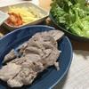 経済が回る優しい社会。自宅韓国料理。