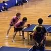 ダブルス最終戦!2019東海卓球選手権・三重県予選