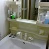 毎晩、洗面台をさっと拭き掃除しています!