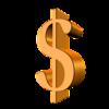 日本円をドル建てしました(米国株)