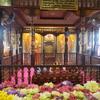 【文化三角地帯の世界遺産5】仏陀の歯をまつるキャンディの仏歯寺!