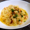 私が一番好きなパスタ🎵リコピンを丸ごとゲットできる、エビとホタテのフレッシュトマトソーススパゲッティ【レシピ】