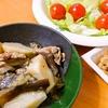 いんげんの中華風炒め(妻料理)(いんげん無し)
