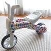チラフィッシュのバランスバイクは1~3歳児におすすめです。