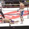 WBO世界フライ級王座決定戦12回戦 中谷潤人 マグラモ ダウンKOシーン動画