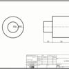 3DCAD「Onshape」③ 図面にする、ファイル出力
