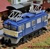 Bトレ ED62形電気機関車