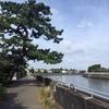 境川を歩く その1 片瀬河口から横浜瀬谷区-大和市間鹿島橋まで