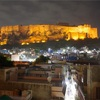 世界一周194日目 インド 〜ワンピース「アラバスタ王国」のモデルとなった街(ジョードプル)〜