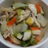 中華丼の作り方(八宝菜) 簡単