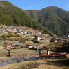 十津川村内原、昔は小学校もあった孤立集落