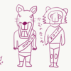 ライオンとネズミ