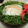 札幌市清田区清田 麺や 豊吉(とよよし)でネギチャーシュー丼と素ラーメン