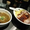 上野のつけ麺!麺屋武蔵 武骨相傳