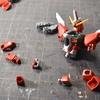 ランナー塗装でガンプラを作ろう! 組み立て開始~使う工具は?【4~5日目】