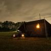DDタープ 4×4で夏のタープ泊/渚園キャンプ場