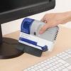 【新商品情報】机の上をオシャレに掃除、キングジムのコンパクトクリーナー「スミサット」