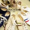 INN-STANT インスタント スニーカーと袋麺の話。