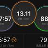 ゆるゆるジョギング