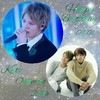 .*・♥゚Happy Birthday °・♥*.  岡本圭人  23th