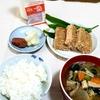 ご飯にもお酒にも合う給食!のっぺい汁と松風焼きでランチ☆