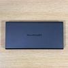 Lifebook WU3/D2 レビュー ~PCを充電できるモバイルバッテリー~