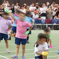 学校に近い運動会