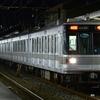 2017/09/05 夜の東武スカイツリーライン