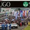 SUPERGT 第4戦SUGO、TOTOTA PRIUS apr GT 30号車、トラブルに見舞われ23位