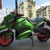 中国の電動バイクの修理にいったら加速を改善してしまった