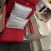 香港航空ビジネスクラス、A350HKG→BKK-バンコク旅行④