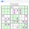 Sudoku 4094 hard, 23 Jun 2018 - the Guardian - Pointing Pairs