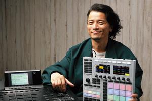 KREVA インタビュー【前編】〜パッドを使うことのメリット&Maschineでの制作方法を語る