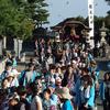 八百富神社例大祭 2015 秋
