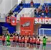 【サイコロが開幕戦を勝利で飾る】GAViC女子Fリーグ 第1節 さいたまSAICOLO×エスポラーダ北海道イルネーヴェ