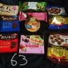お菓子祭り!冬に入りチョコのお菓子が沢山新発売してボカァお腹が心配です。